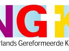 Logo van de NGK